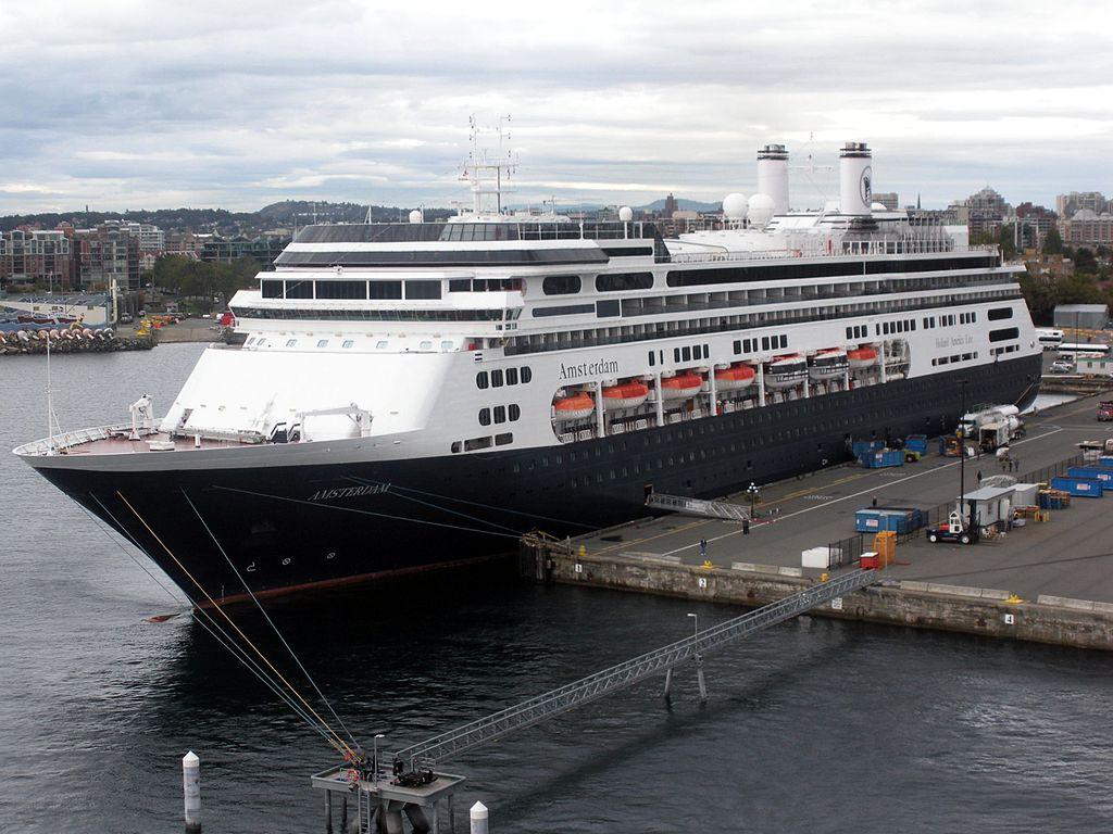 Former HAL cruise ships join Fred. Olsen's fleet