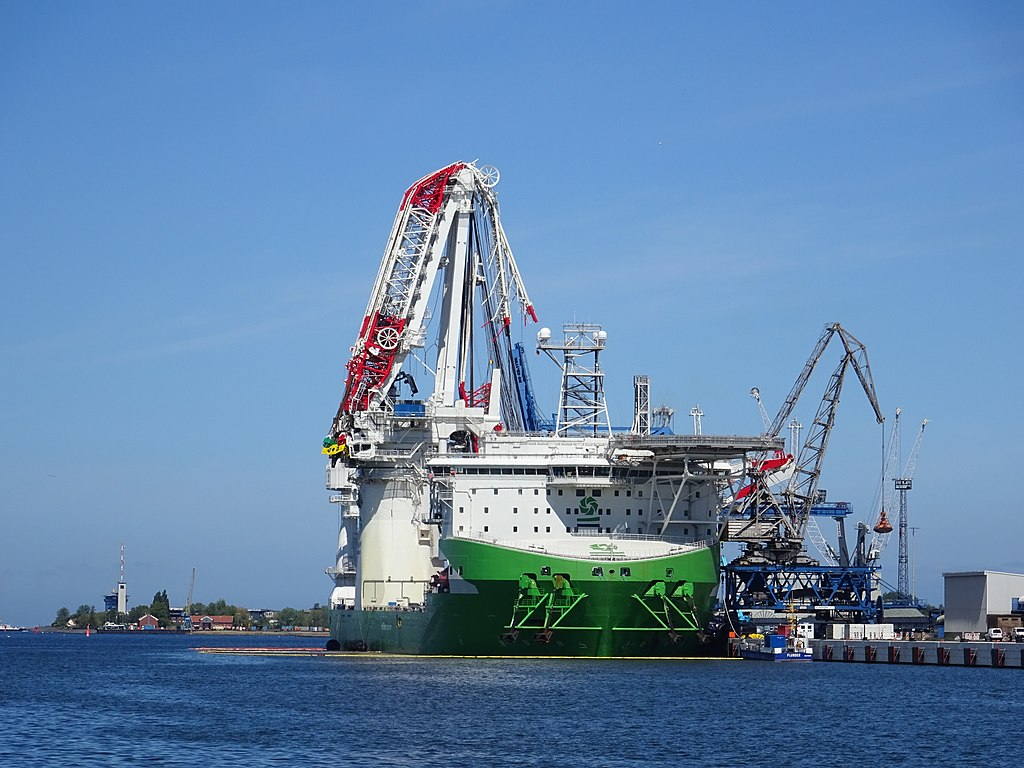 Gdańsk Remontowa will repair offshore installation vessel Orion I