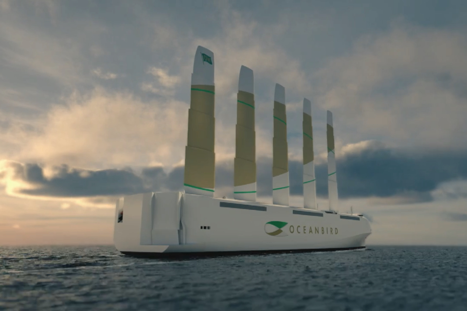 How Oceanbird plans to achieve a 90% reduction in emissions