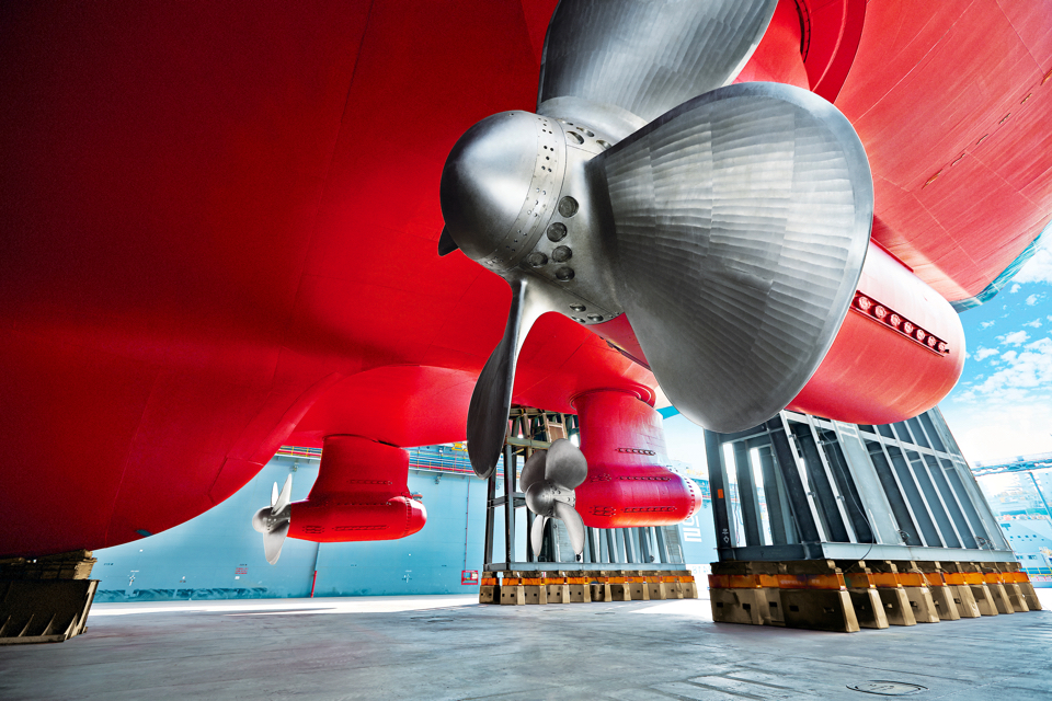 ABB to supply 17-MW Azipods to icebreaking LNG carriers