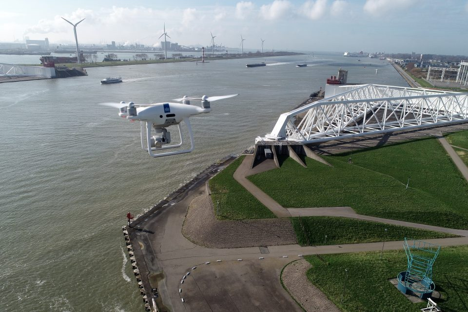 The Netherlands to deploy autonomous drones for incidents on the water