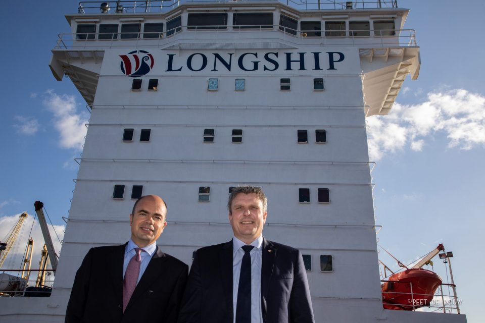 Shipping company Longship acquires stake in Norwegian Wagle Chartering