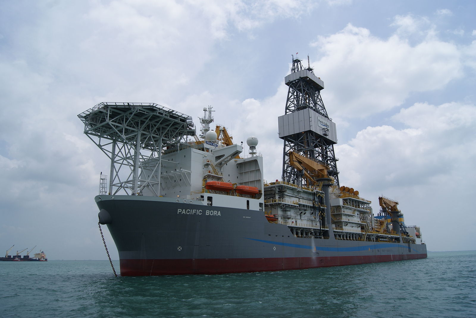 Pacific Drilling latest rig operator to file for Chapter 11 bankruptcy