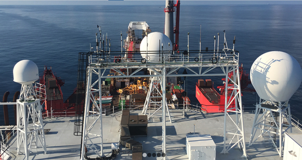 Maritime telecom provider SeaVsat goes bankrupt: worries about connections at sea