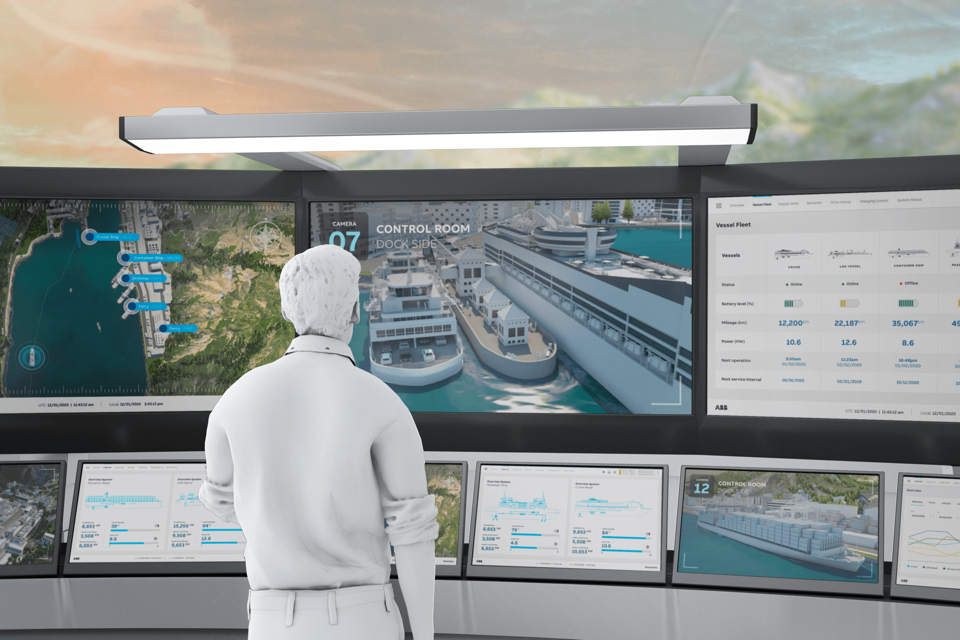 ABB opens lab to stress-test cyber threats to shipping
