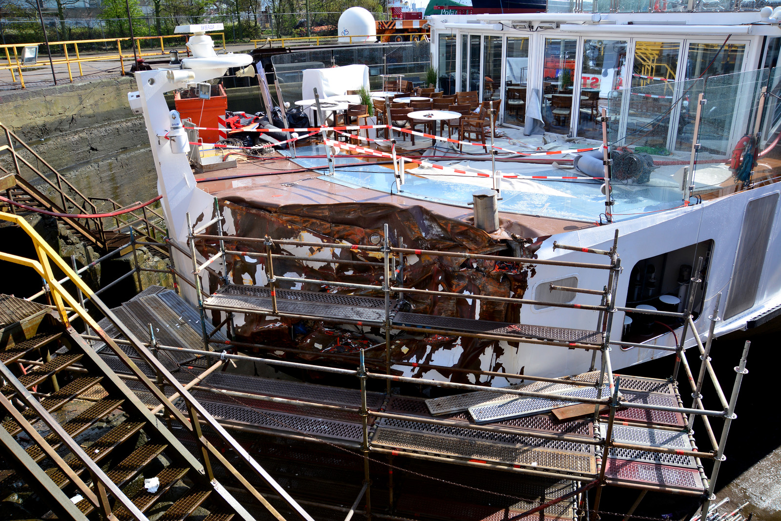 Dutch Safety Board: River cruise safety inadequate