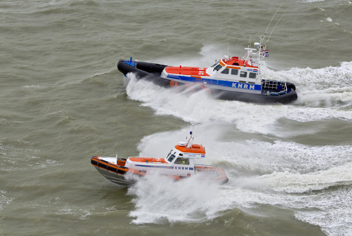 KNRM to replace 75 lifeboats before 2035