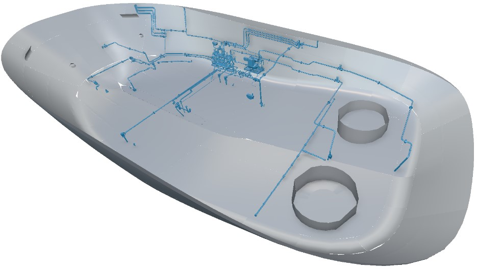 NAVAIS: The next step in shipbuilding