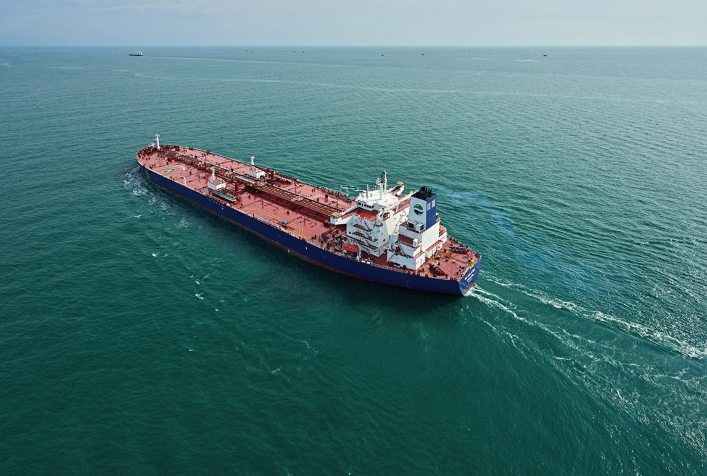 Explosion damages oil tanker near Saudi Arabia