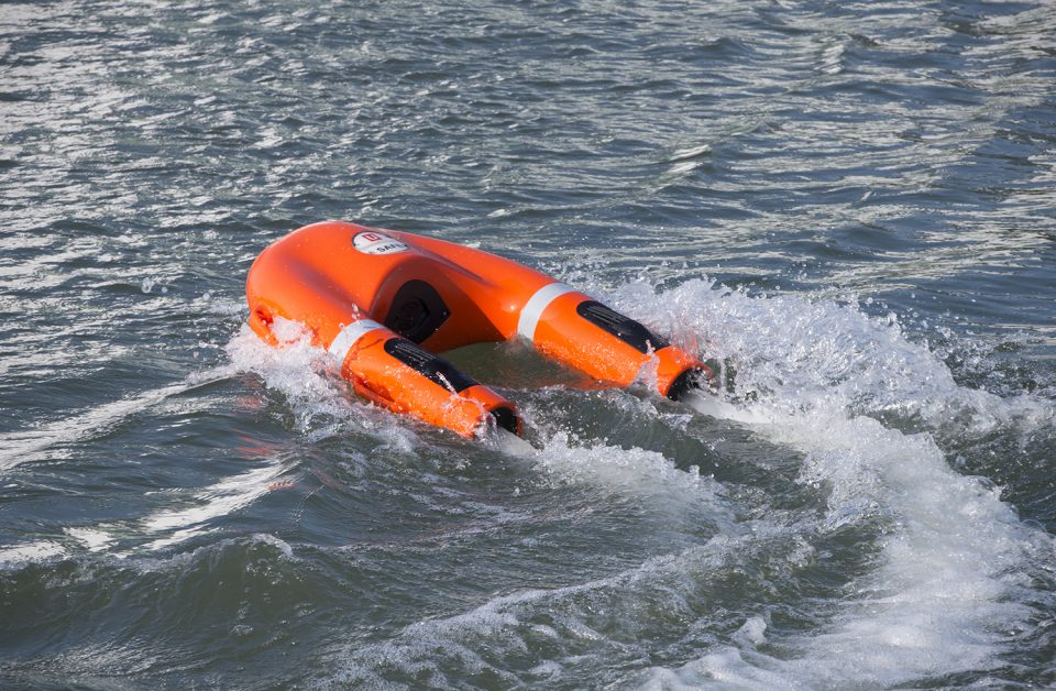 Safetyboat.nl brings steerable lifebuoy to the Dutch market