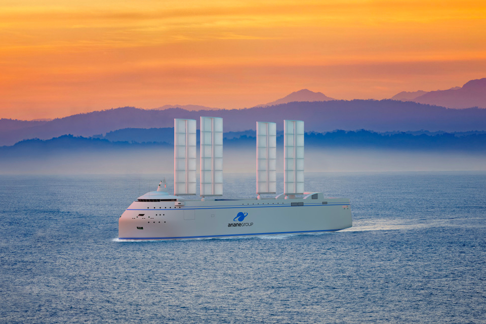 Neptune to build sailing freighter for transport of Ariane 6 rockets