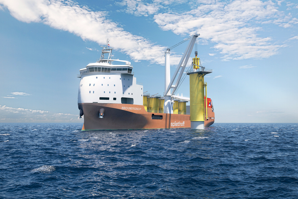 SWZ|Maritime's January issue: 100 years of Spliethoff