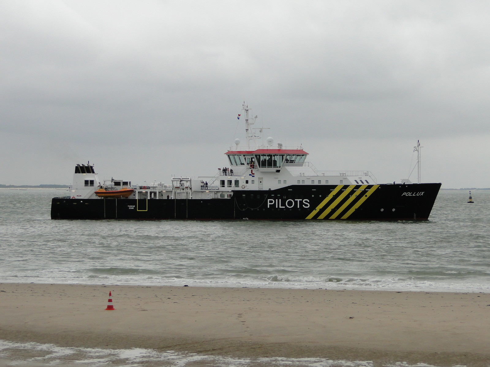 Unclear pilotage root cause for ship collision in Scheldt area