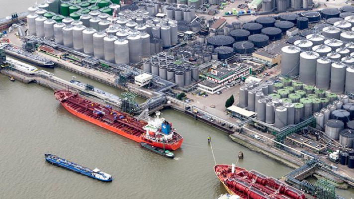Vopak expands storage capacity for production of biofuels in port of Rotterdam