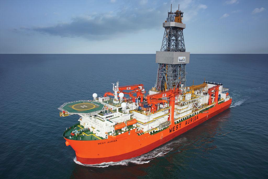 Offshore drilling giant Seadrill granted moratorium again