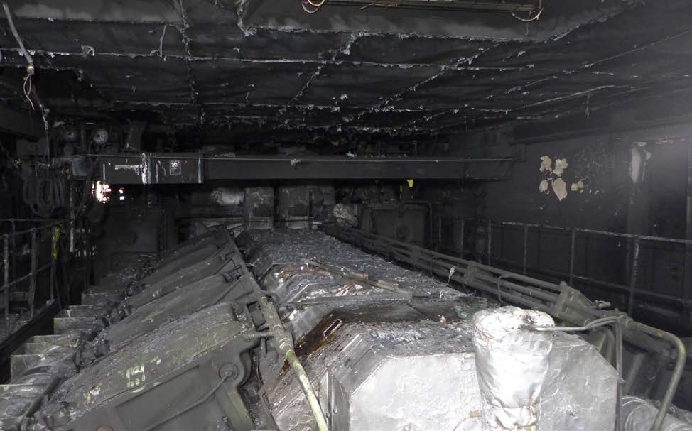 Poor maintenance and 'commercial pressure' caused Finlandia Seaways engine room fire
