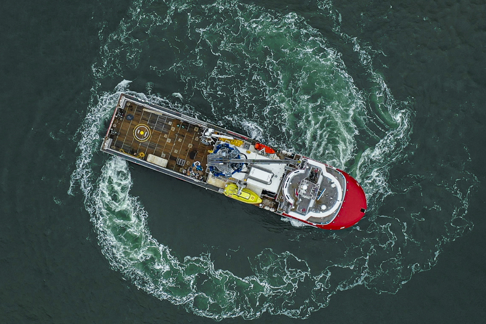 Wagenborg takes delivery of its third walk-to-work vessel