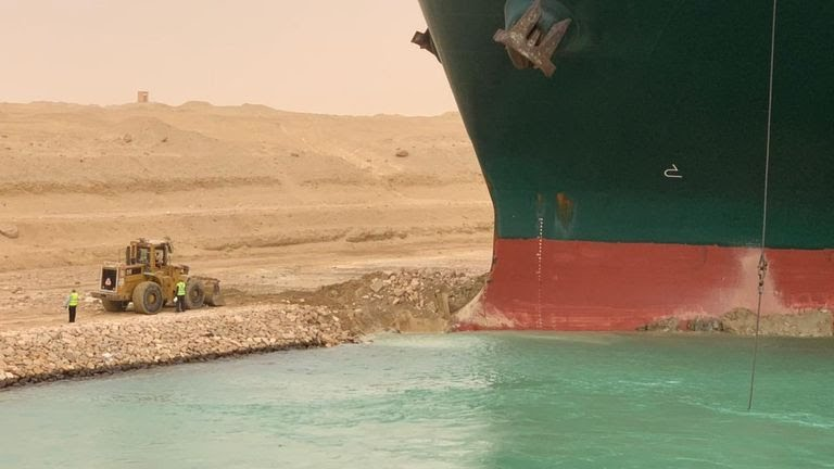 Container ship Ever Given grounding: Could it happen again?
