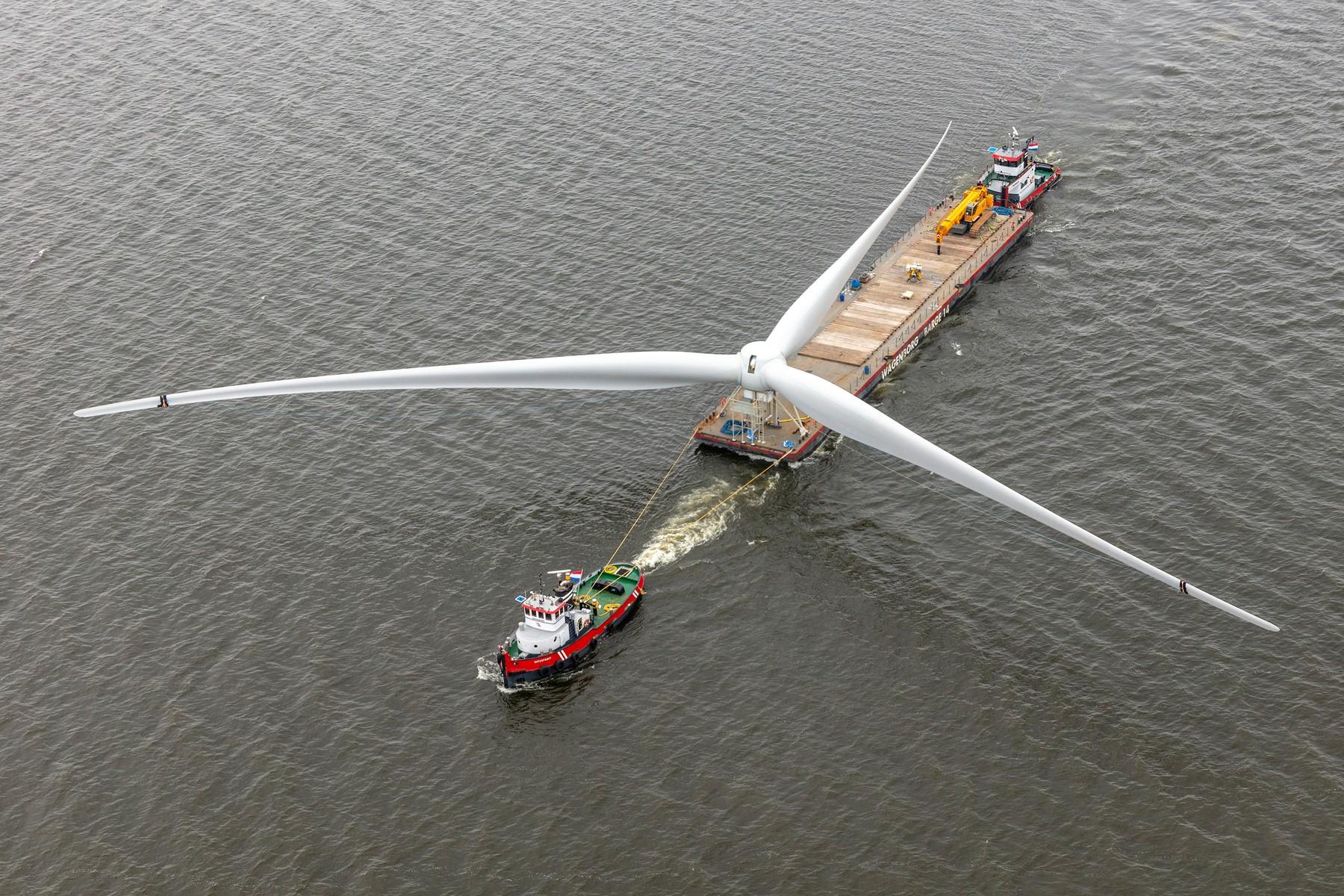 Wagenborg joins Van Oord in Dutch wind farm construction
