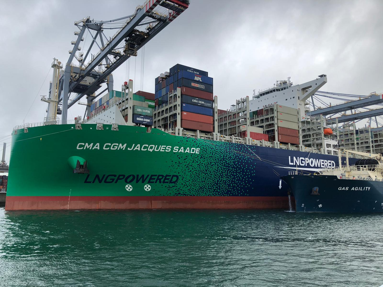 European Parliament wants roadmap for zero-emission shipping by 2050