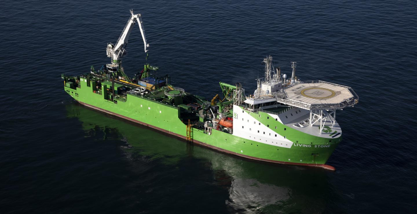 DEME lands first floating offshore wind farm contract