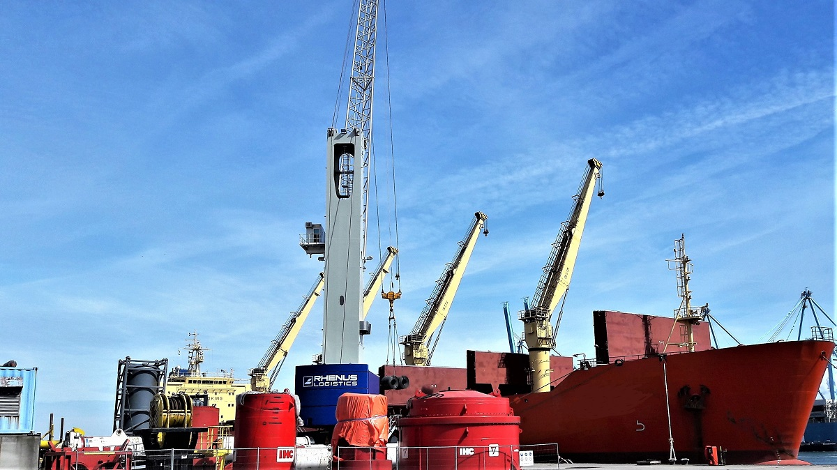 Rhenus acquires Arkon Shipping & Projects