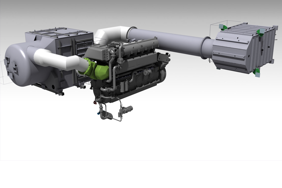 Belgian engine builder ABC first to receive EU Stage V emission certificate