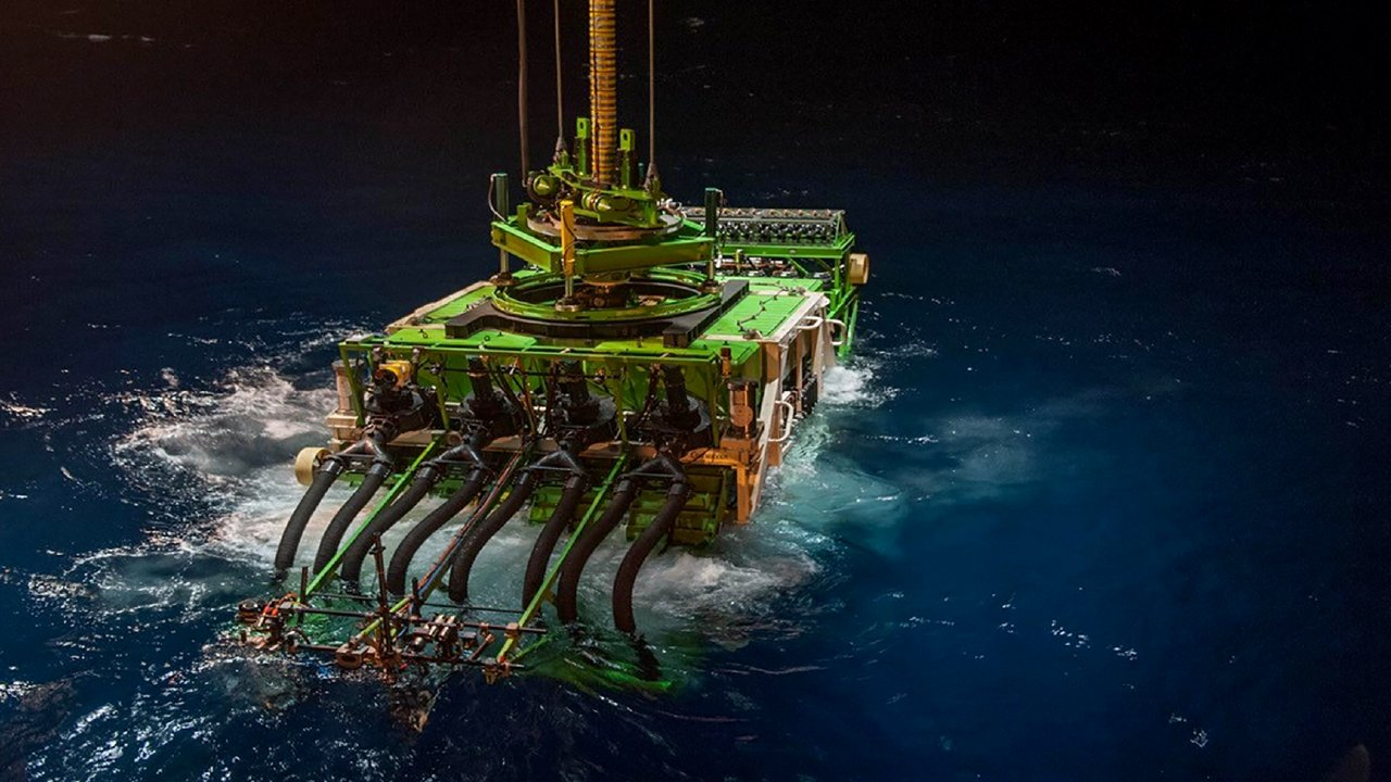 SWZ|Maritime's May 2021 issue: Deepsea mining becomes reality