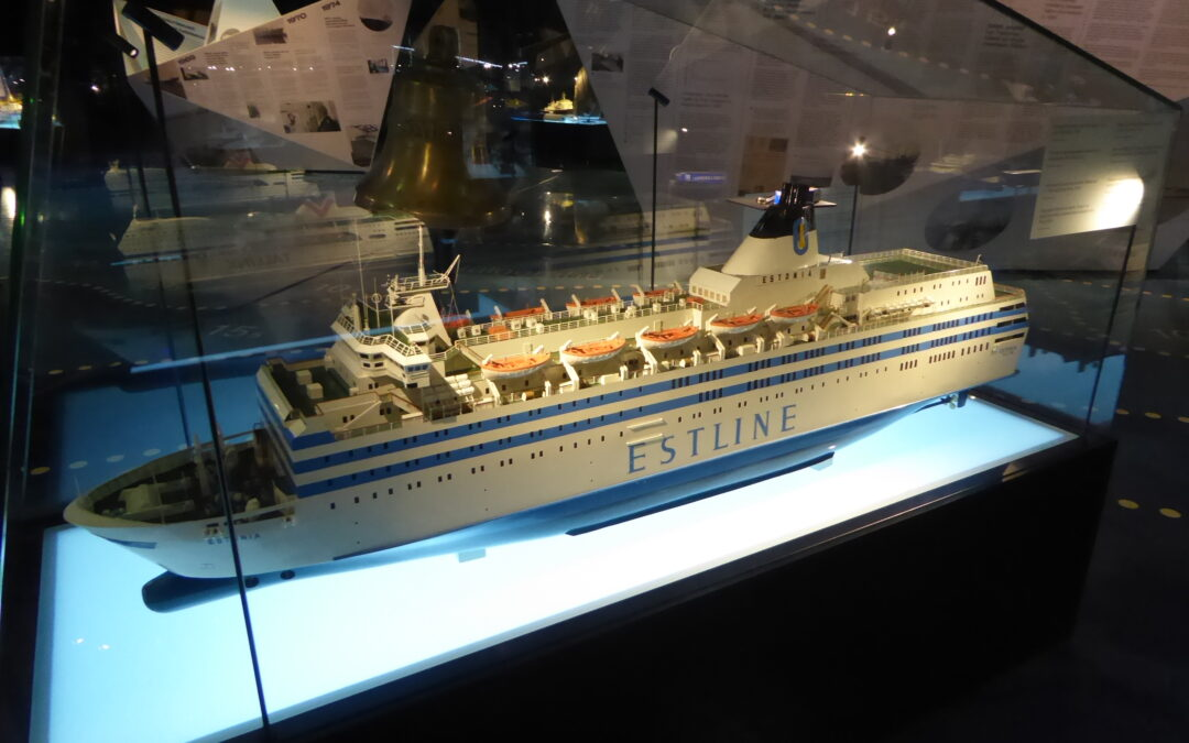 Divers complete investigation at wreck of ferry Estonia