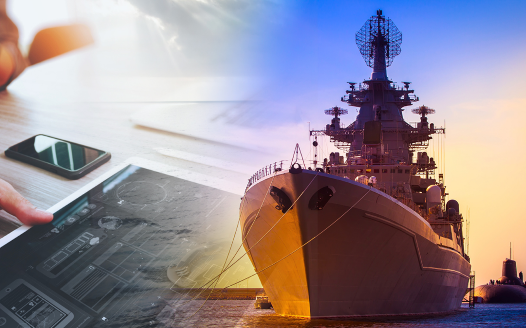 Into the Digital Age: Why go for digitalisation of naval projects