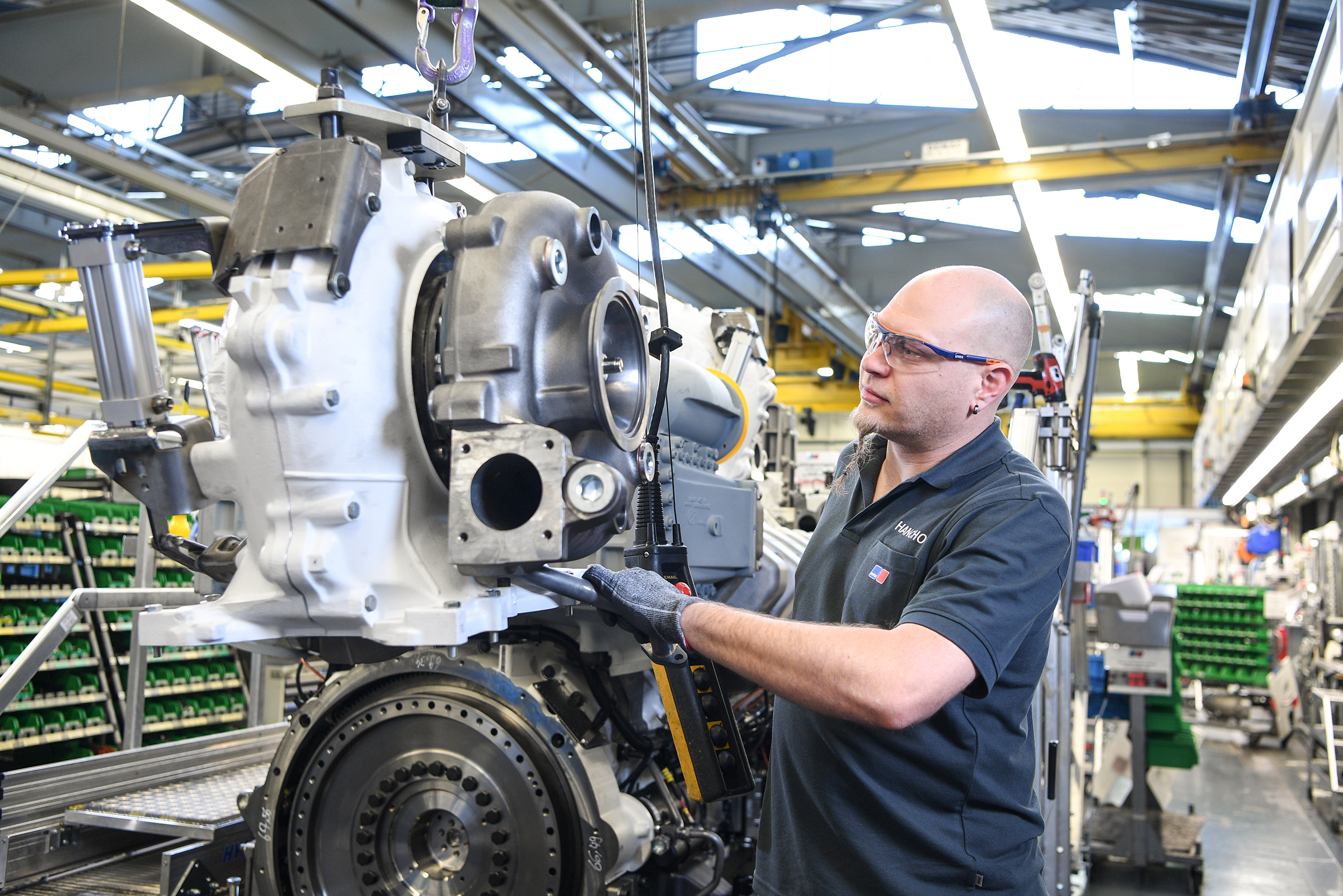 Rolls-Royce and MAN to cooperate on turbochargers