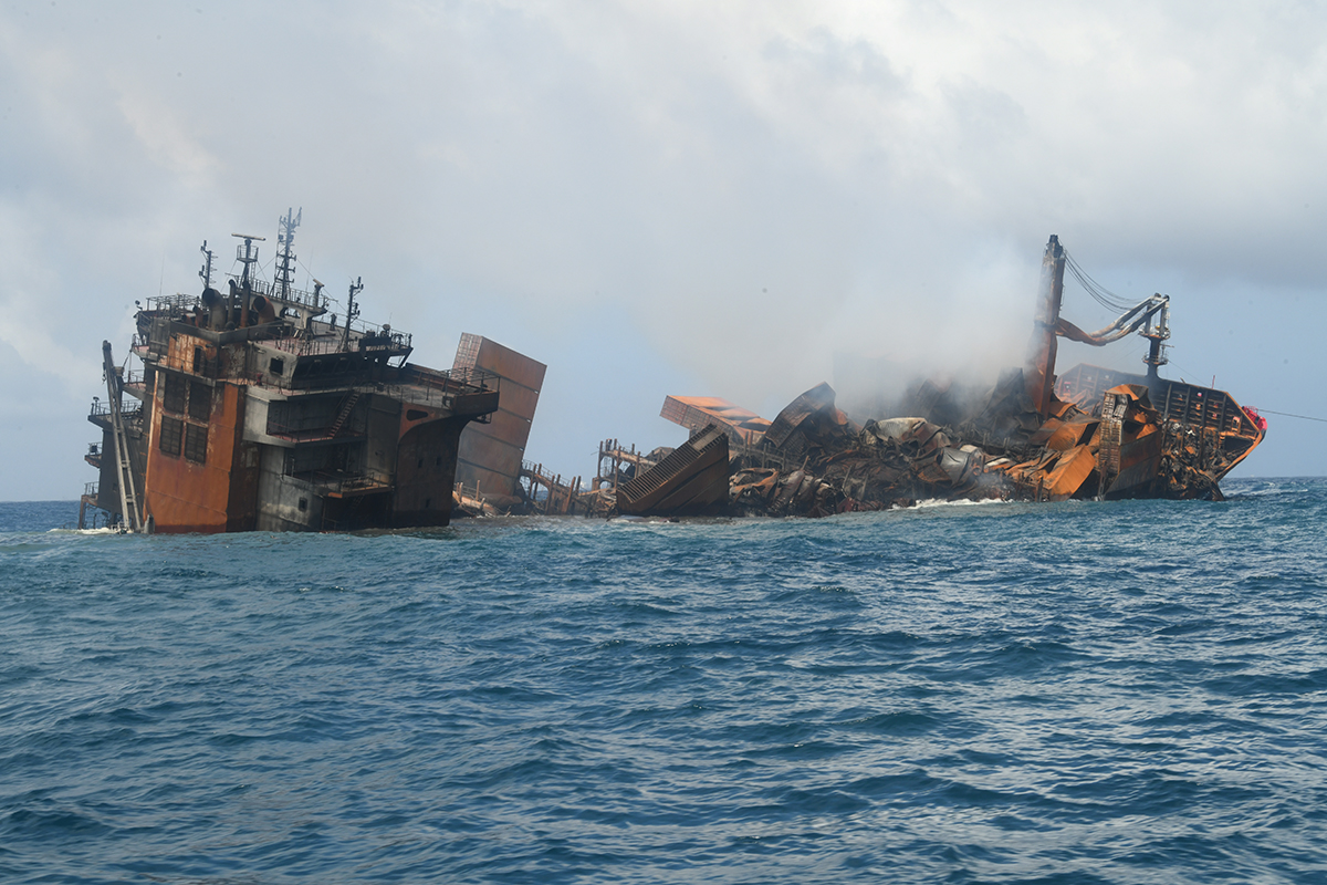 Eleven seafarers of fire-stricken X-Press Pearl repatriated