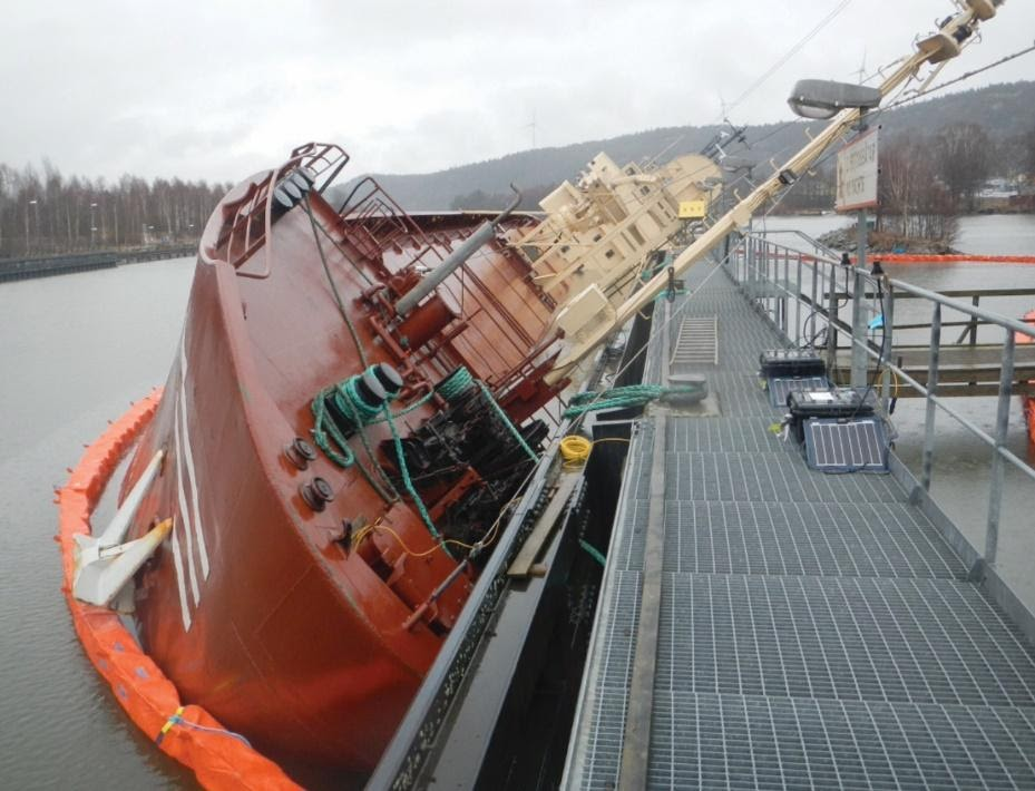 Nautical Institute: Find the cause of water ingress before counteracting
