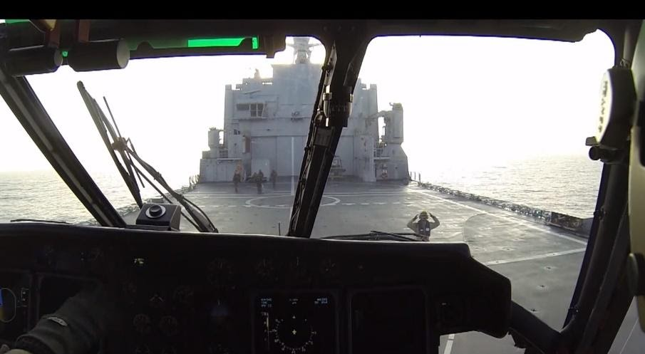 Using scenarios to explore the challenges for future naval platforms