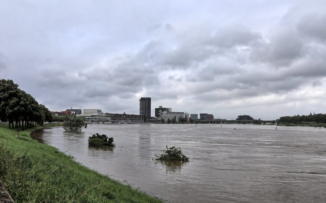 Inland navigation ban on Meuse and Rhine still in place