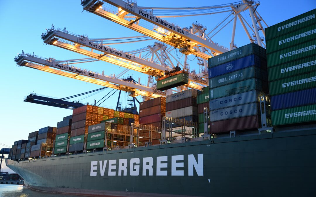 Study seeks to quantify what is needed to make green ammonia available to shipping
