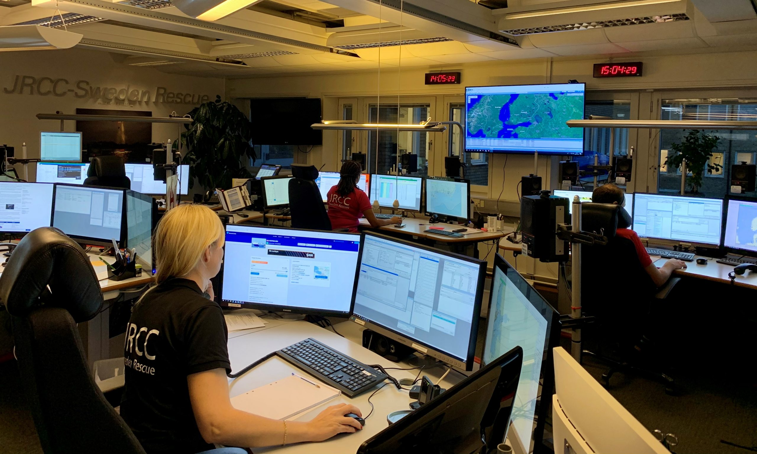 Sweden uses artificial intelligence to intercept ships' emergency calls