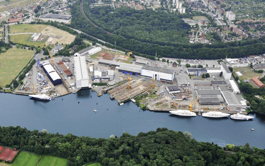 Flensburger Schiffbau-Gesellschaft takes over Nobiskrug shipyard