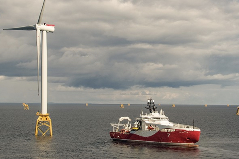 Subsea 7 and OHT form renewables company Seaway 7 ASA