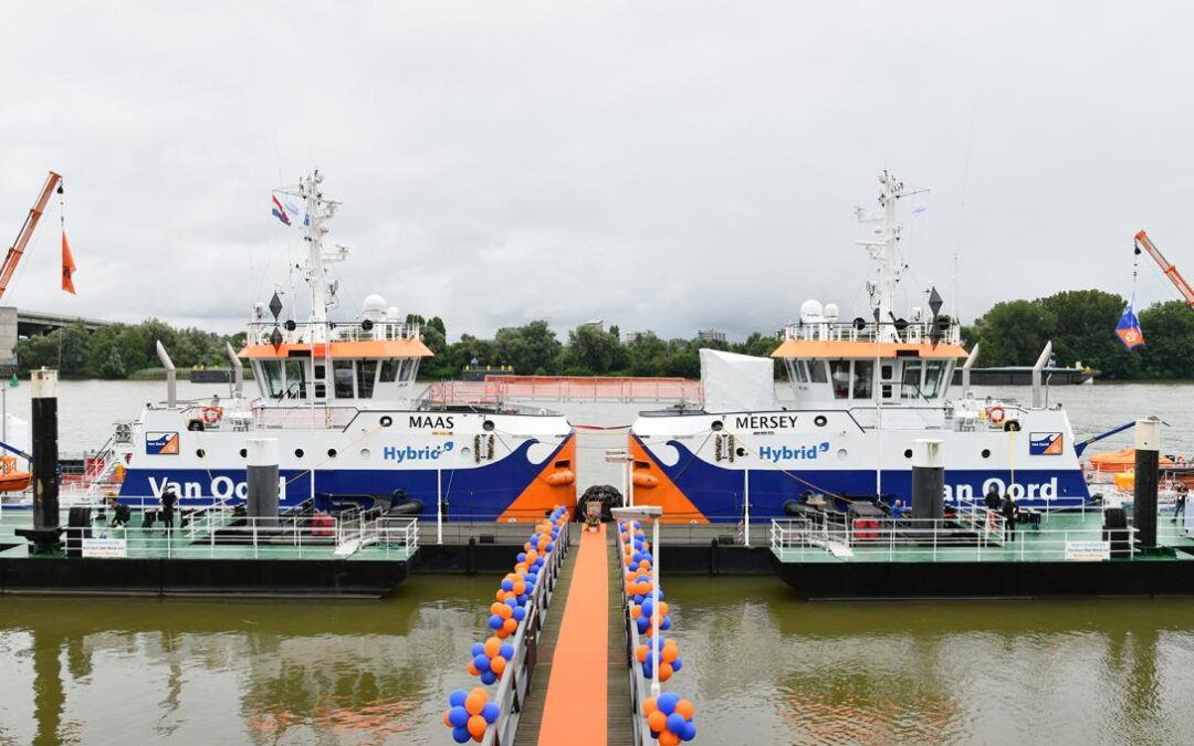 Van Oord names two new hybrid water injection vessels