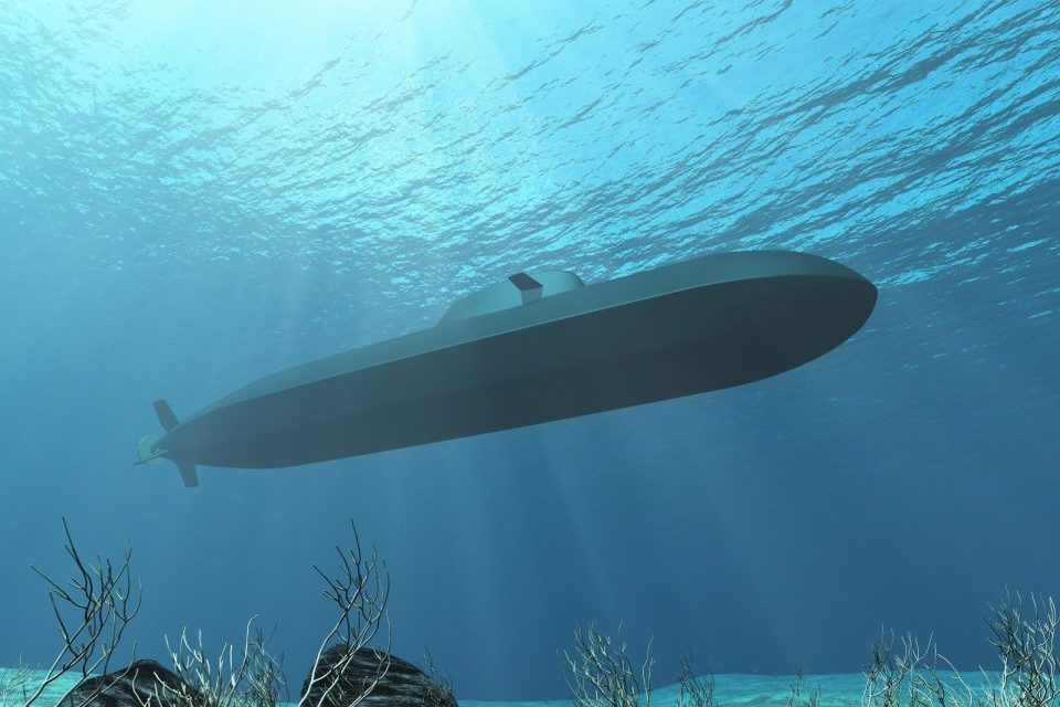 German Bundestag releases funds for submarine order with ThyssenKrupp