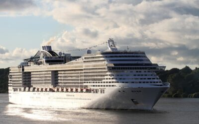 MSC and Fincantieri unveil plans for world's first hydrogen-powered cruise ship