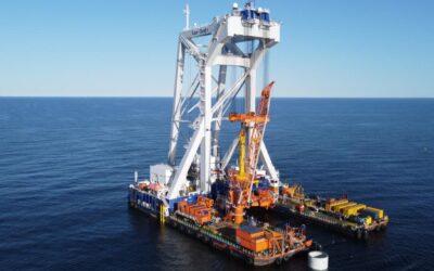 Van Oord lands Baltic Eagle offshore wind contract