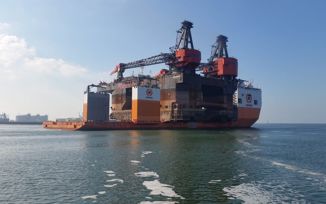 KNVTS webinar: State of the art in ship recycling