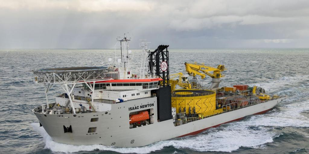 Jan De Nul awarded new contract for installing subsea cables