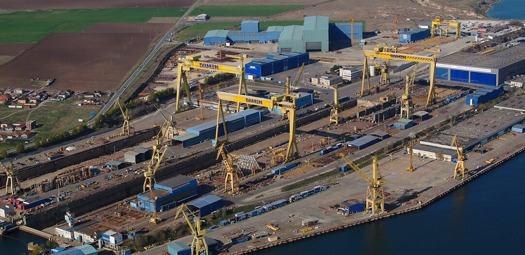 Damen cuts hundreds of jobs due to pandemic