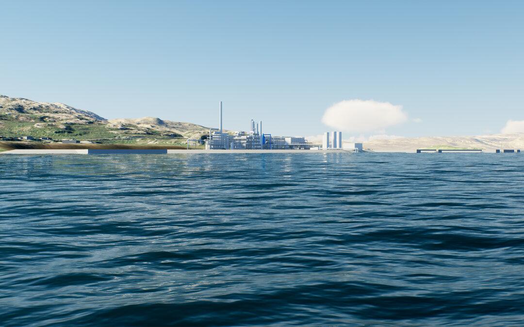 Port of Rotterdam to establish new maritime corridor for transporting blue ammonia