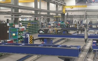 Damen Naval purchases new powerful cutting machine
