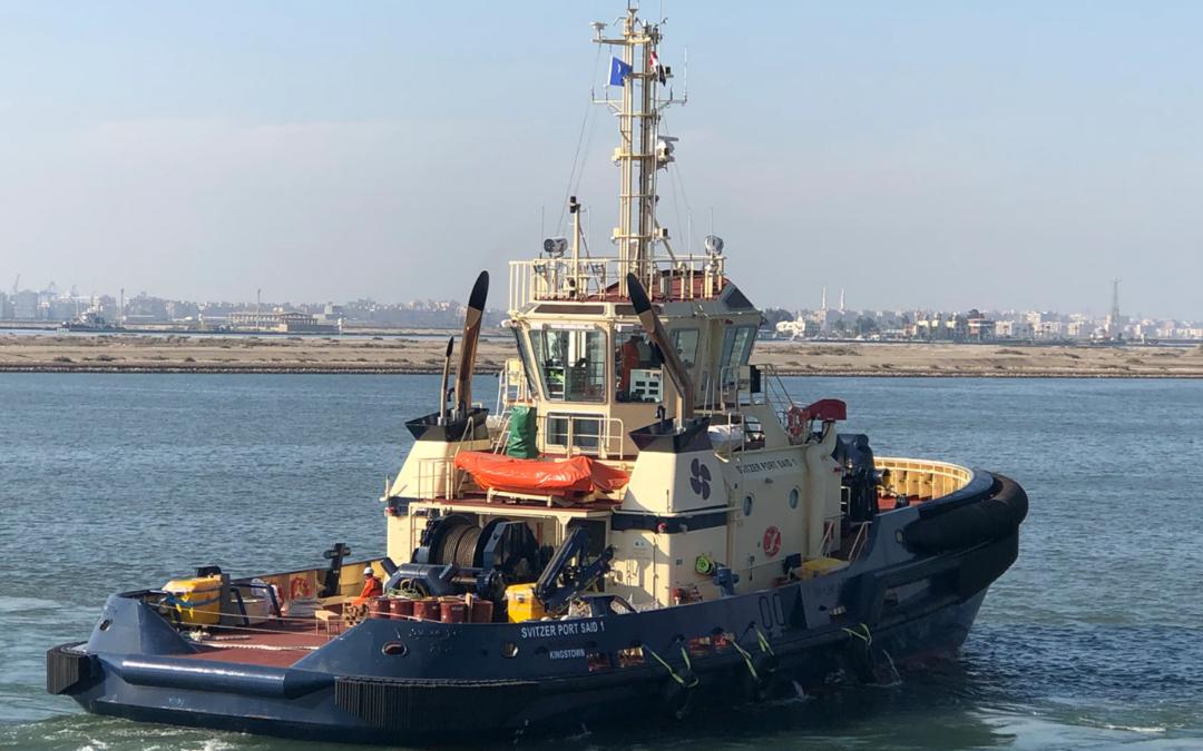 Svitzer doubles tugboat fleet in Suez Canal