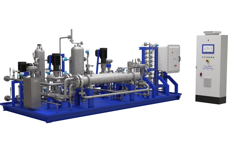 Alfa Laval: The next step in the energy transition for shipping is methanol